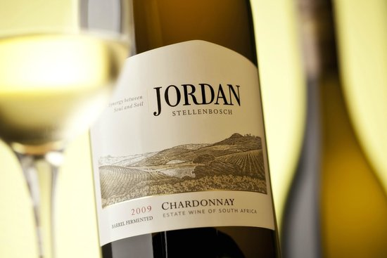 Jordan Winery: Jordan Estate wine range. All wines are grown, made and bottled on the property