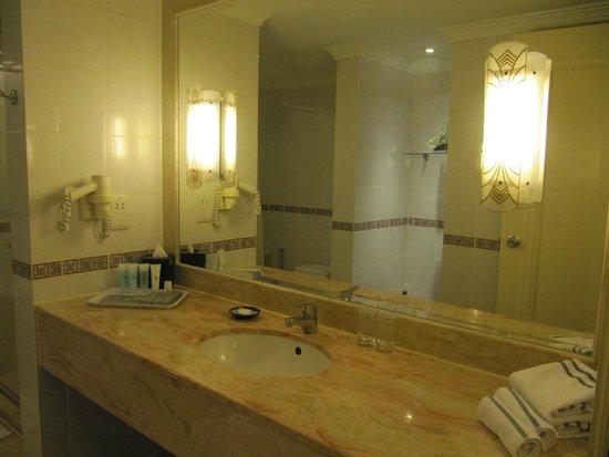 Bathroom Is Spacious Picture Of Hotel Equatorial Melaka Melaka