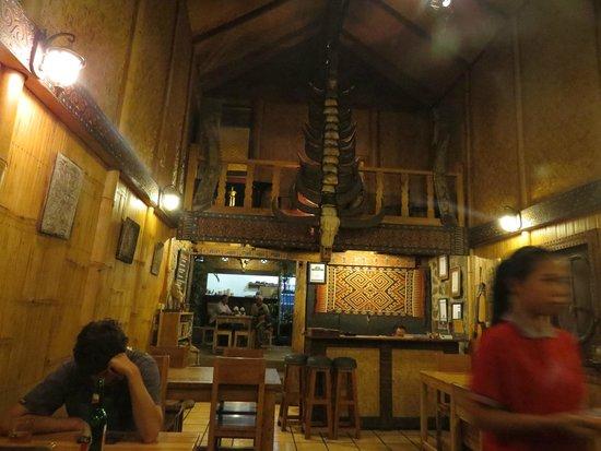 Cafe Aras: Restaurant
