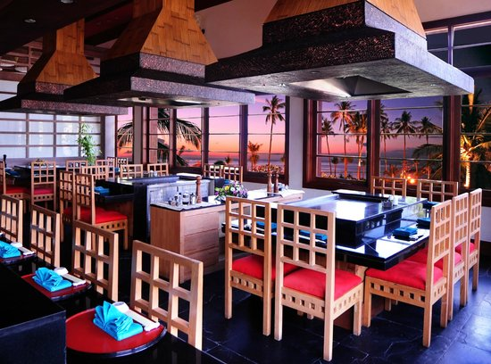 เดอะพาตรา บาหลี รีสอร์ท แอนด์ วิลล่าส์: The Tenku Japanese Restaurant