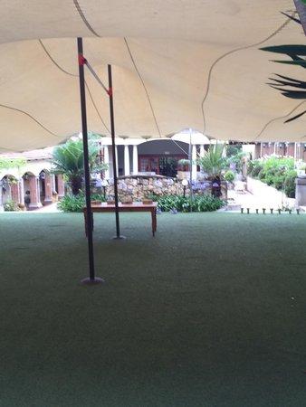 La Villa Vita Nelspruit : From our room