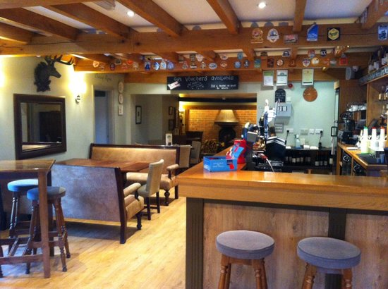 The Royal Oak: Bar /Bub