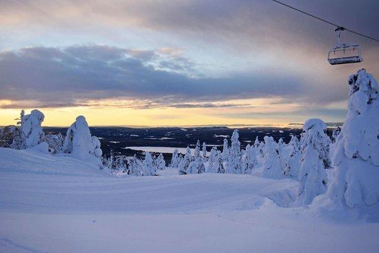 Sjusjoen Ski Center