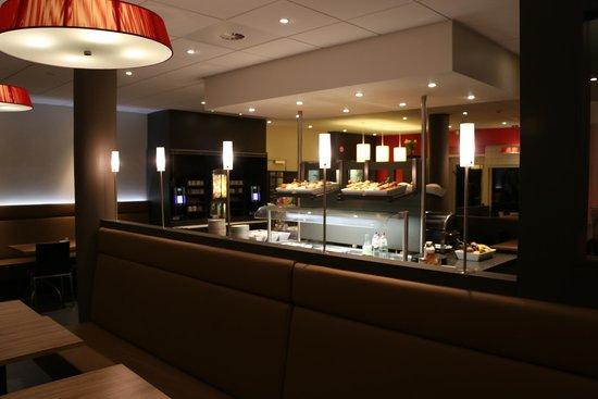 Ibis Brussels Waterloo: Reception