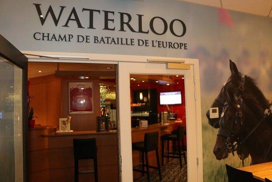 Ibis Brussels Waterloo: ресторан