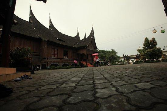 770+ Gambar Rumah Adat Sumatera Barat HD Terbaru