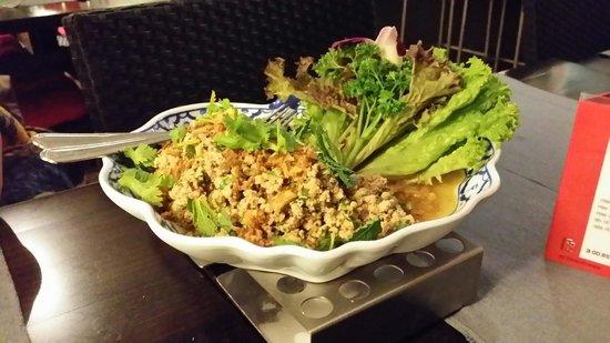 Thai Lounge: nam tok chiang mai