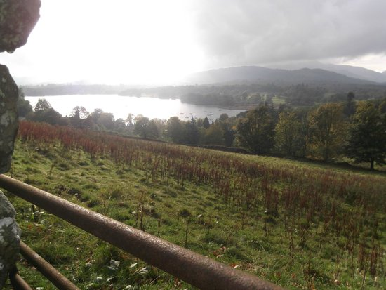 Hillsdale in Ambleside: View of Windermere
