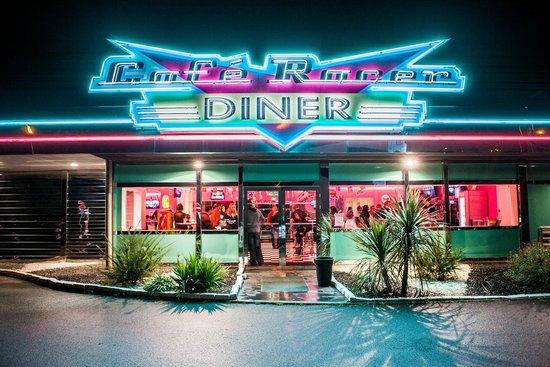 Cafe Racer Diner