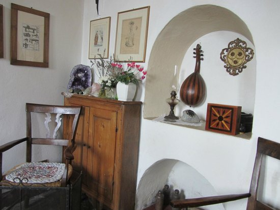Le Camelie Bed and Breakfast: dining room