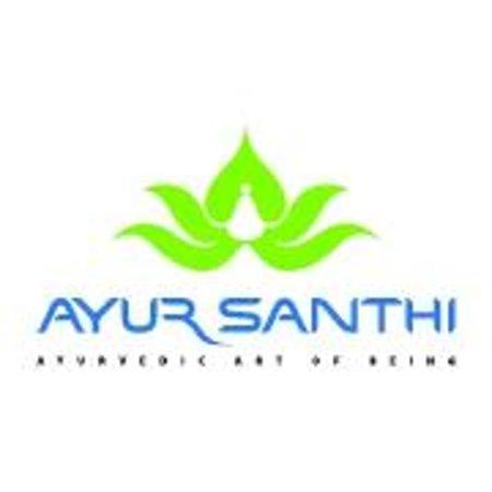 Ayur Santhi Ayurveda Panchakarma Centre: Ayur Santhi Logo