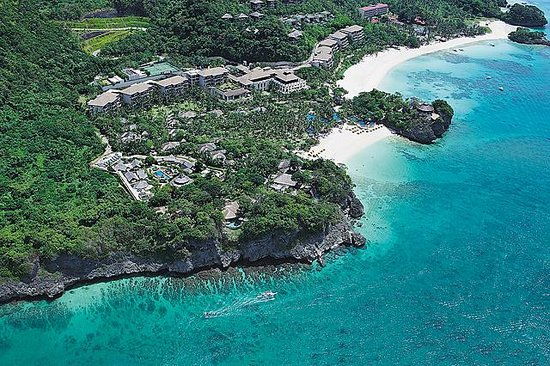Shangri-La's Boracay Resort & Spa: Aerial Shot