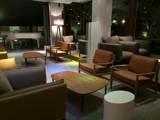 Carnac Thalasso & Spa Resort Hotel: Espace cosy