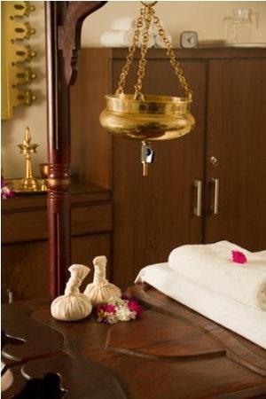 Ayur Santhi Ayurveda Panchakarma Centre: treatment Room