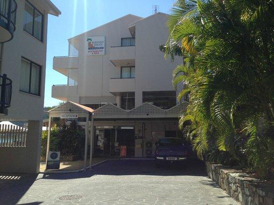 Whitsunday Terraces Resort: Main building