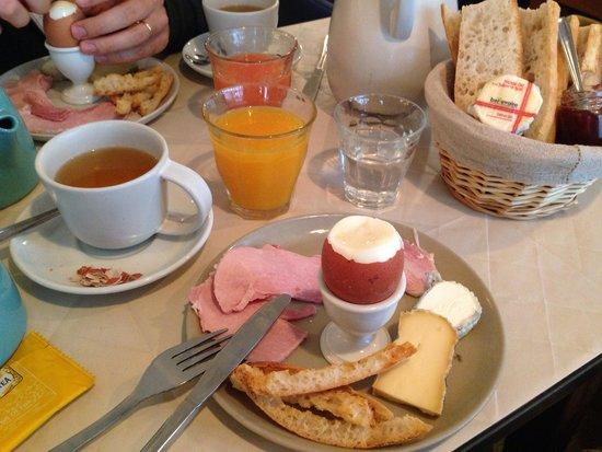 Photo of French Restaurant Cafe Marlette at 51 Rue Des Martyrs 75009 Paris, Paris 75009, France