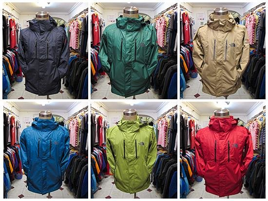 Factory Outlet: New Raincoats Men - The North Face
