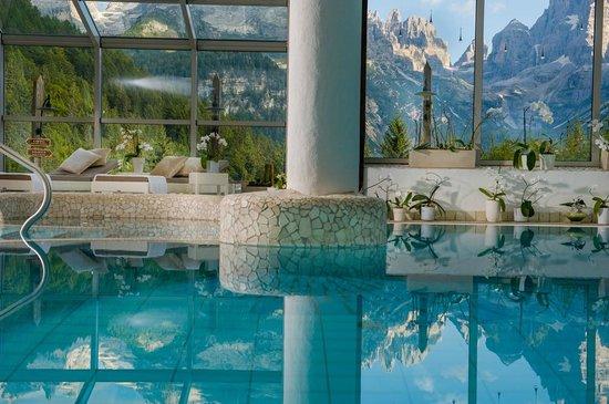 Bio Hotel Hermitage: Piscina