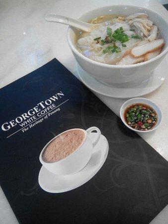 GeorgeTown White Coffee