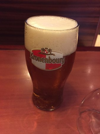Nul Part Ailleurs: Very Nice beer