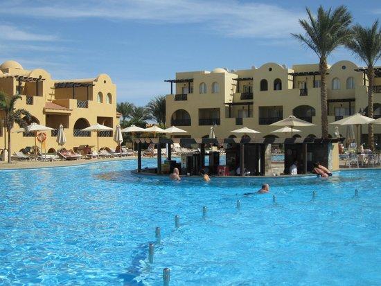 Stella Di Mare Beach Resort & Spa Makadi Bay: Stella garden