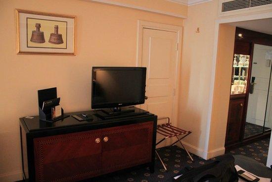 InterContinental Cairo Semiramis : tv