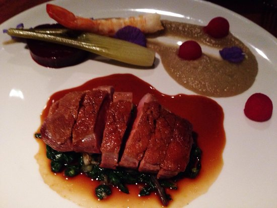 Bommie: Smoked duck