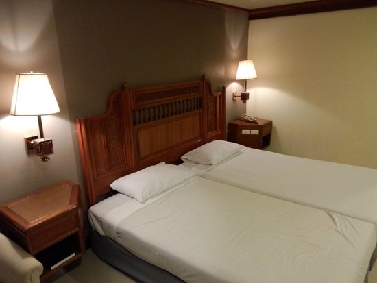 Loei Palace Hotel: Clean but dated
