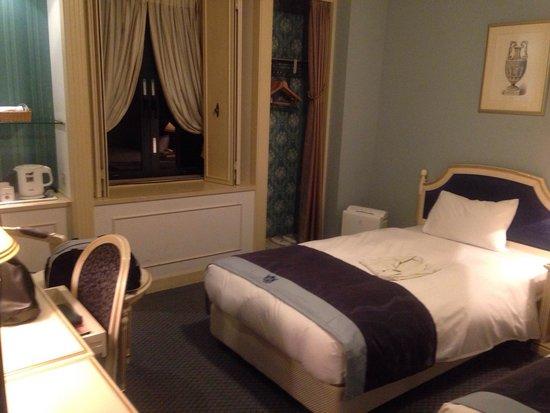 Hotel Monterey Osaka: ツインルームです。