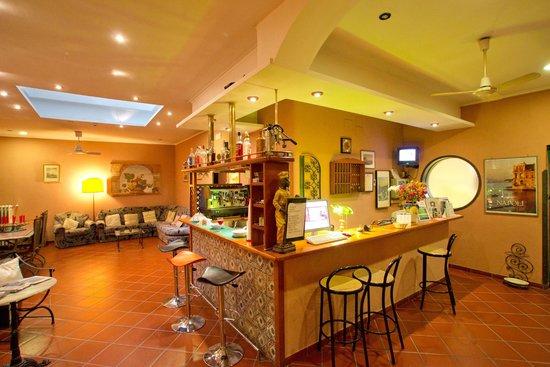 Hotel Toledo: Salone