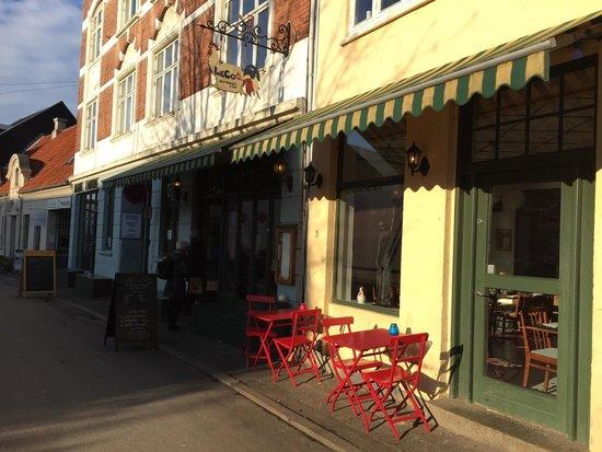 Cafe Lecoq : Front