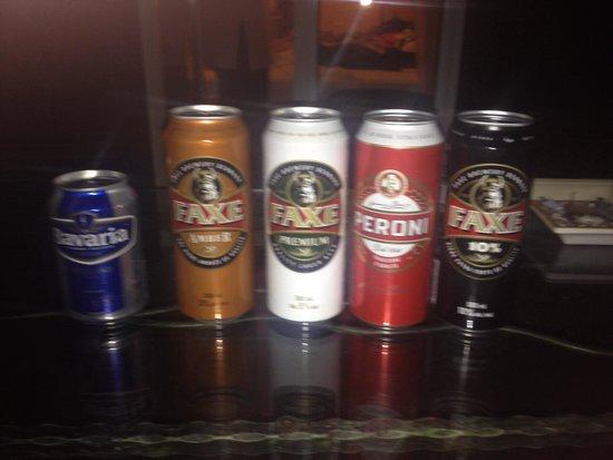 Il Gattopardo Relais: Sacada no quarto para aproveitar e tomar umas cerveja!!