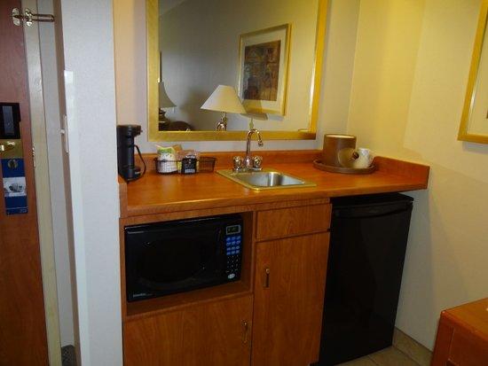 Hampton Inn & Suites by Hilton Windsor: King Studio Suite Room 618