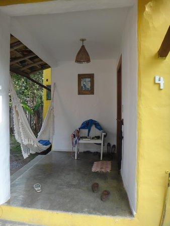 Pousada Raizes do Brasil: nosso quarto