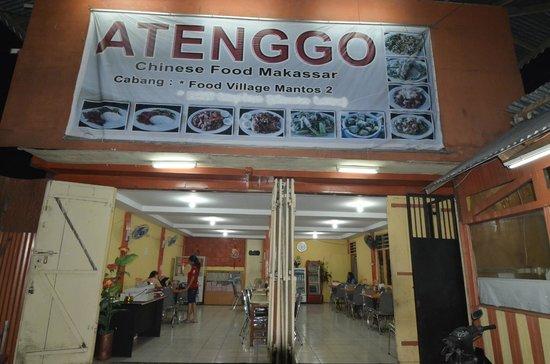 Rumah Makan Atenggo