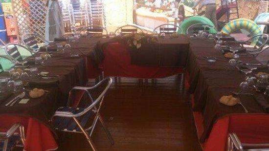 Restaurante la taberna de arboledas en illescas con cocina for Cocinas en illescas