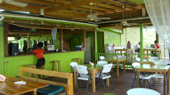 Lime Beach Bar: Restaurant and Bar