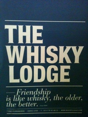 ‪The Whisky Lodge‬
