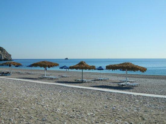 Traounou Beach : пляж