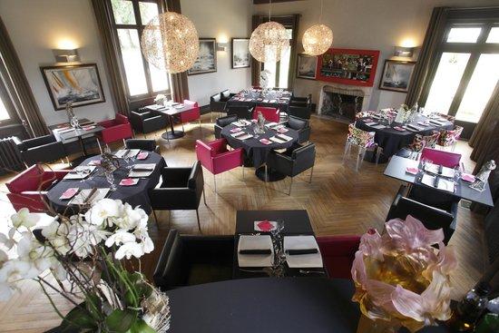 Restaurant Château De La Barbinière