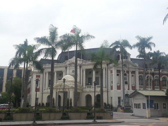 Taichung City Office Building: 台中市政府庁舎