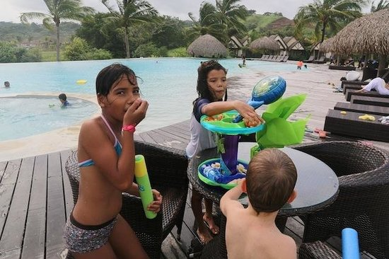 The pool area picture of playa venao hotel resort - Hotel piscina ninos ...