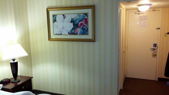 Holiday Inn Columbus Dwtn-Capitol Square: Room