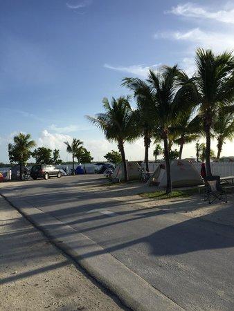 Boyd's Key West Campground : Campground