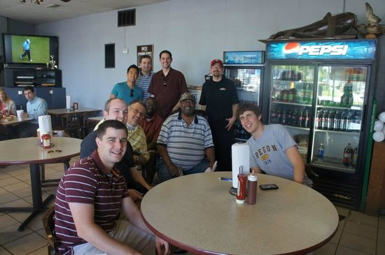 KC Barbecue Tours : Hanging out with Mr. LC
