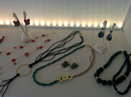 Greek Handmade Jewelry & Decorative