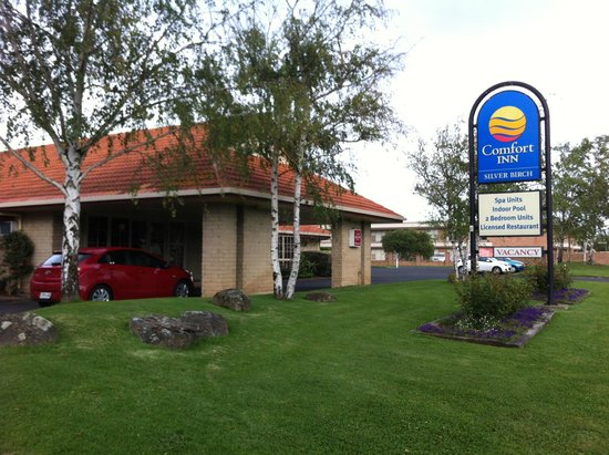 Quality Inn Presidential Motel Mt Gambier
