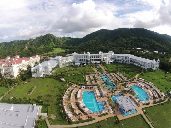 drone photography by simon martin picture of hotel riu. Black Bedroom Furniture Sets. Home Design Ideas