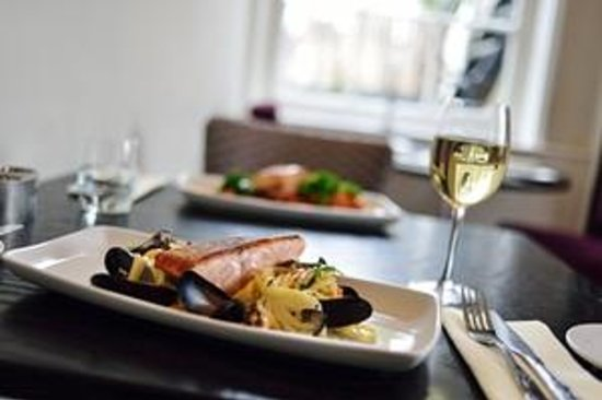 The Bell Hotel: Salmon