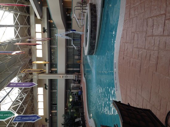 Ramada State College Hotel & Conference Center: pool